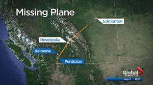 Wreckage of missing plane carrying Alberta couple found near Revelstoke