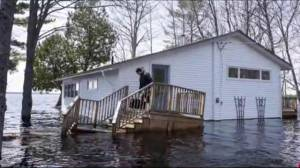 New Brunswick residents urged to leave homes as floodwaters rise
