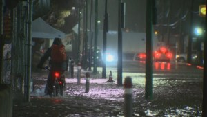 Rain and snowfall warnings extended for Southern BC