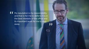 Principal secretary Gerald Butts resigns amid SNC-Lavalin scandal