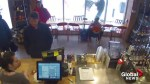 Violent incident at Kelowna coffee shop highlights safety concerns in the city's downtown