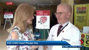 Dr. Dylan Taylor, Mazankowski Heart Institute