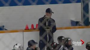 Sidney Crosby returns to Cole Harbour for annual hockey school