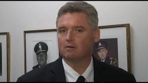 Bob Hall Police Board chairman
