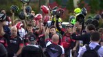 Cyclists honor Clément Ouimet with memorial bike ride