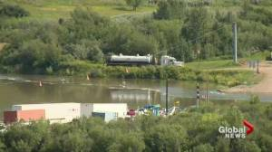 2 First Nations file lawsuit over 2016 Husky oil spill into Saskatchewan river