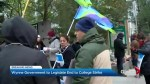 Premier Wynne tables legislation to end Ontario college strike