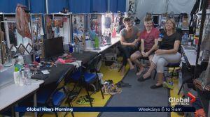 Cirque du Soleil: Behind the scenes