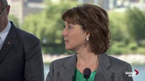 'There's a lot more to do on the affordability front and we intend to do it': Clark