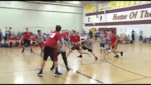Local elementary schools shoot for the basketball title