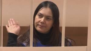 Woman accused of beheading girl appears in Russian court