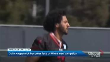 f4464ea2c6f7e Rhode Island town votes to boycott Nike products over Colin Kaepernick  campaign
