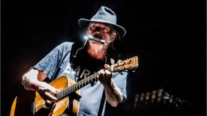 Neil Young blasts Donald Trump in online post about California wildfires