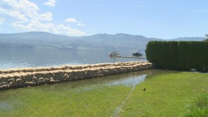A look back at a rising Okanagan Lake during the unprecedented flooding event of 2017