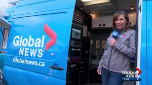 Doors Open YYC: inside Global Calgary's live truck