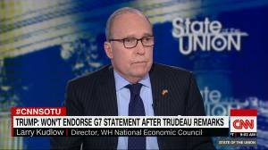 Trump economic adviser says Trudeau 'stabbed us in the back'