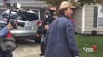 Matthew McConaughey goes door-to-door delivering turkeys in Kentucky