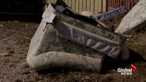 Surge of complaints to 311 about illegal dumping in Calgary