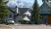 Play video: Banff moves to make homes more fire-resistant