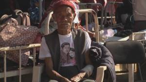 101-year-old Nepalese man rescued from earthquake rubble
