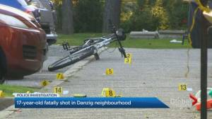 Toronto police investigate shooting that left 17-year-old dead