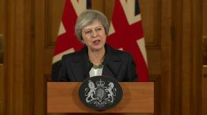 May: National interest, not political interest drives Brexit deal
