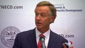 Tennessee governor: Amazon operations centre is the largest jobs bid in state history