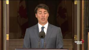 Trudeau says change in premiers prompted Bill Blair, Dominic LeBlanc's new roles