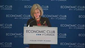 How is Alberta's economy doing these days? Premier Notley weighs in