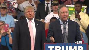 NASCAR CEO, drivers endorse Donald Trump