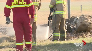 Southern Alberta fire departments gear up for fire season