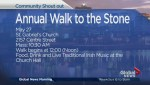 Community Events: Walk to the Stone