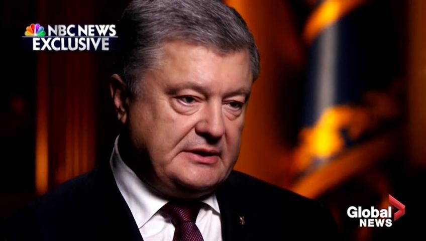 Ukraine-Russia sea clash: Poroshenko urges North Atlantic Treaty Organisation  to send ships