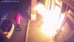 York police release video of arson suspect in Vaughan