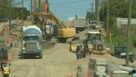 Okanagan wineries concerned about a slower wine-touring season due to road construction work