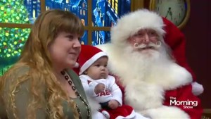 Macy's let's kids see Santa by appointment only