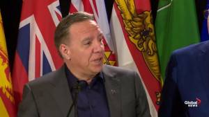 Quebec premier open to construction of gas pipeline