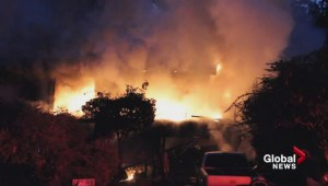 House fire in Surrey Wednesday morning