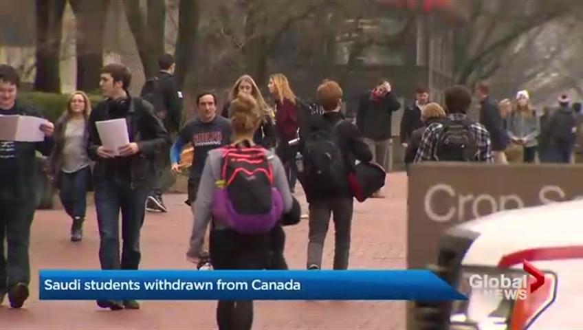 Canada asking allies to help cool Saudi dispute: Report