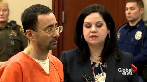 U.S. gymnastic team doctor, accused by Gabby Douglas, Aly Raisman, pleads guilty to 7 sexual conduct charges