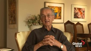 Lethbridge native Dr. Van Christou died at the age of 91