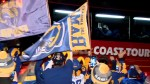 Los Angeles Rams return to cheers after winning NFC championship