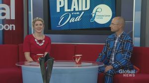 Plaid for Dad campaign raises money and awareness to end prostate cancer