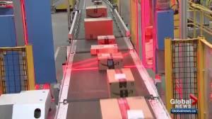 Amazon announces plans to build fulfillment centre in Leduc County