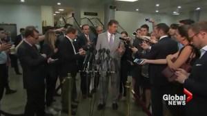Senators left shaken by extent of Russian meddling following security briefing
