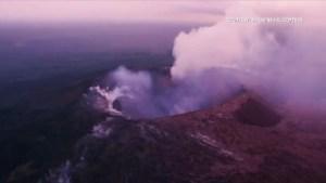Explosive eruption rocks Kilauea volcano's summit raising major concerns