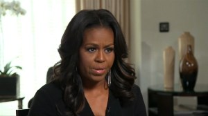 Michelle Obama speaks about being called an 'angry black woman'