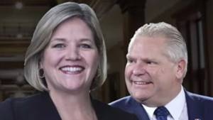 NDP overtakes Liberals as the 'Anti-Ford' party: Ipsos poll