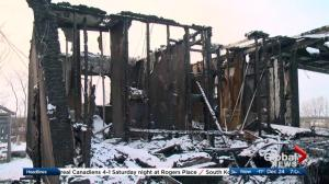 Family loses everything following house fire in Hardisty