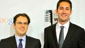 Instagram co-founders leaving Facebook